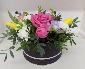 Mothers Day Hat Box