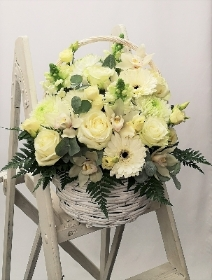 Diamond Wedding Basket